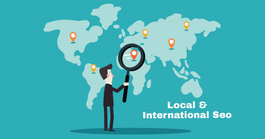 Local-seo-and-International-seo